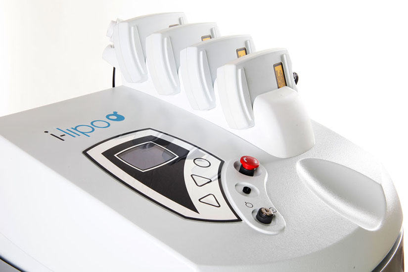 Cellulitis verminderen - laser en radiofrequentie - i-Lipo Ultra